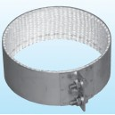 collier de fixation raccordement chaudière